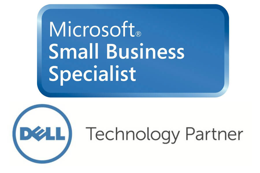 Microsoft Small Business Specialist and Dell Technology Partner